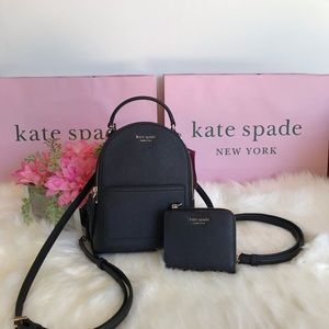 Kate Spade *MINI* Backpack & Wallet